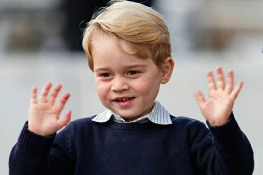 40-летняя британка хотела украсть принца Джорджа