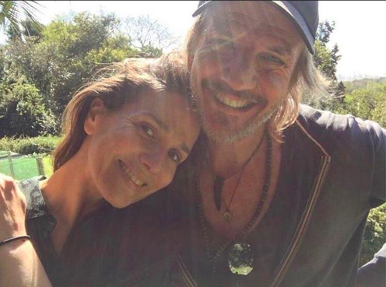 Наталия Орейро и Факундо Арана вместе спустя 19 лет после «Дикого ангела»