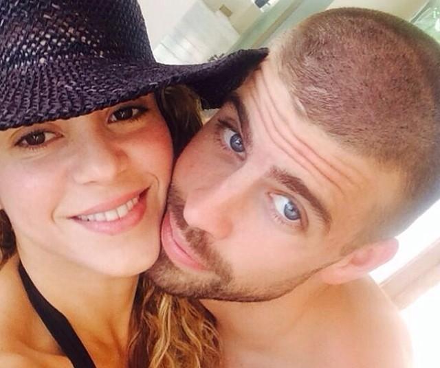 Шакира и Жерар Пике расстались?