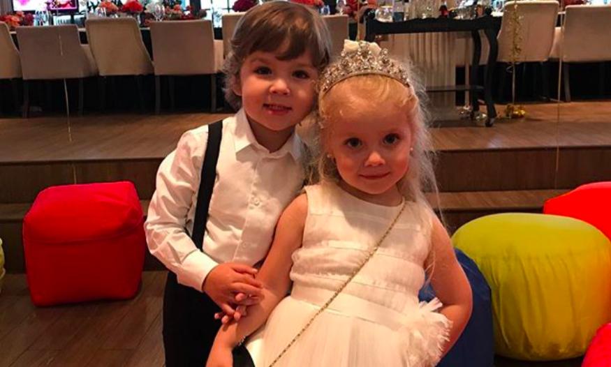 Дети Аллы Пугачевой отпраздновали четырехлетие