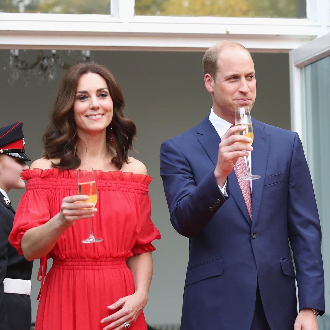 Кажетта: «У Кейт Миддлтон и принца Уильяма будет мальчик»