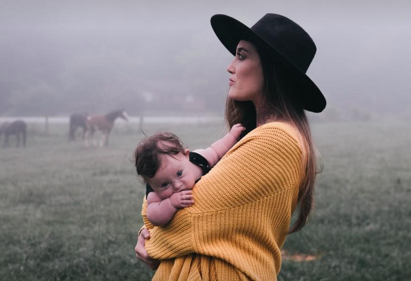 Как молодой маме справиться с чувством вины?