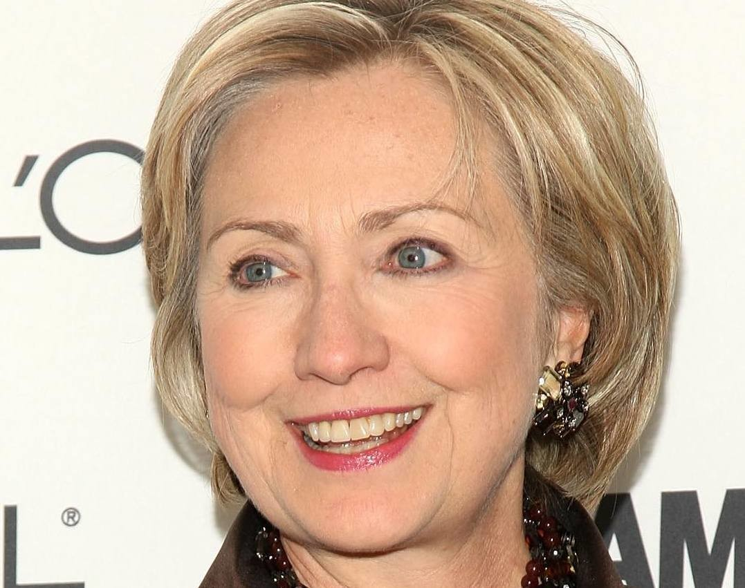 Хиллари Клинтон призналась, почему простила мужу измену