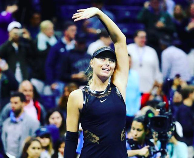 Мария Шарапова рассказала, почему гордится поражением на US Open