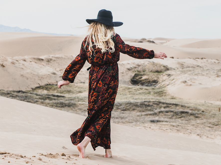 Вопрос стилисту: с чем носить платья осенью?