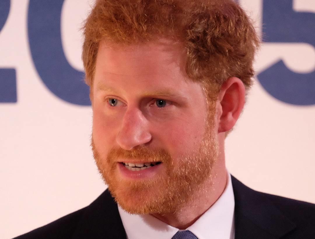Принц Гарри прокомментировал новость о беременности Кейт Миддлтон