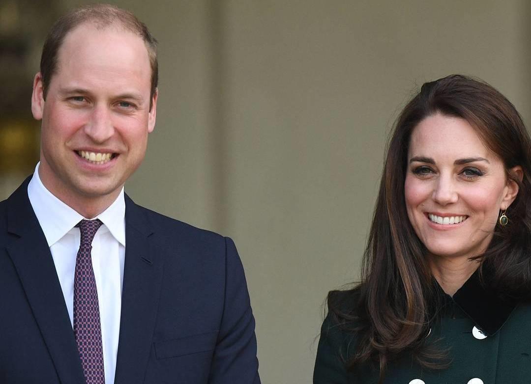 Принц Уильям рассказал о беременности Кейт Миддлтон