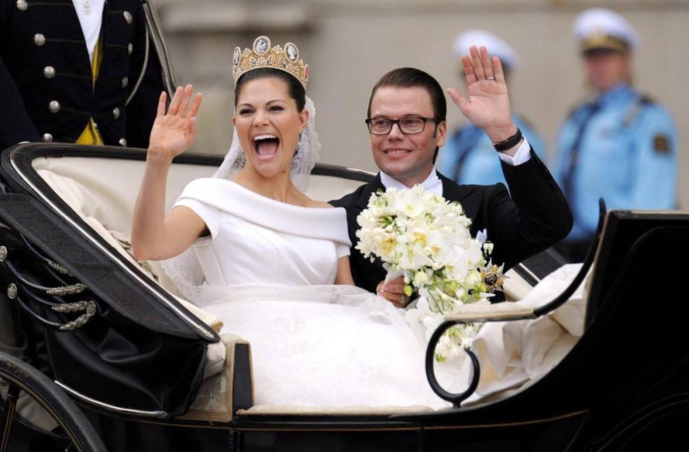 7 обычных мужчин, женившихся на принцессах