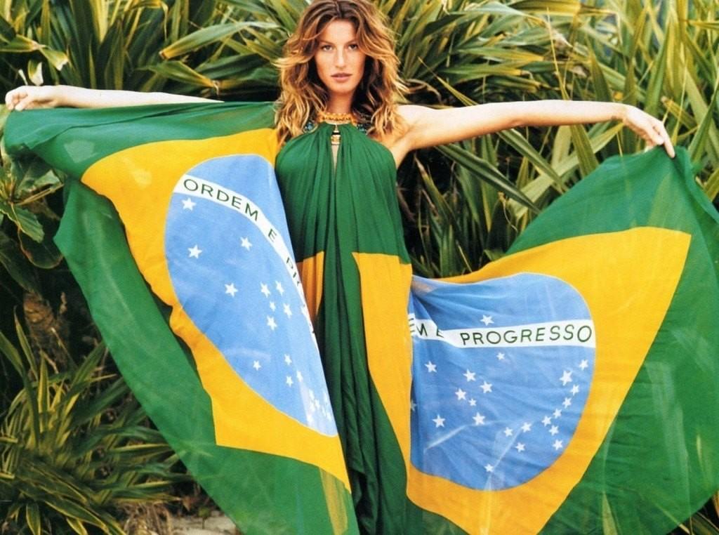 Топ-10 самых красивых бразильянок