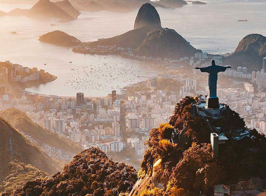 10 горячих фактов о Бразилии