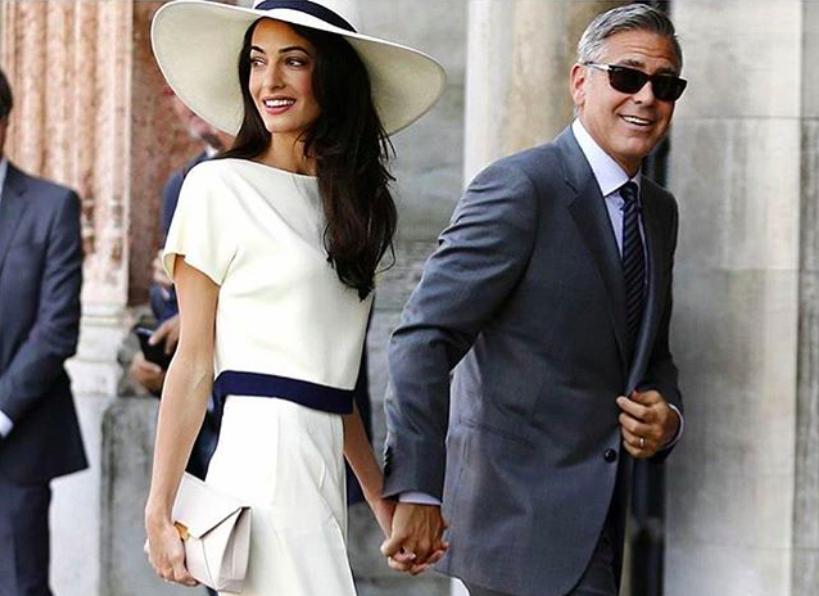 Джордж Клуни рассказал, как сделал предложение супруге