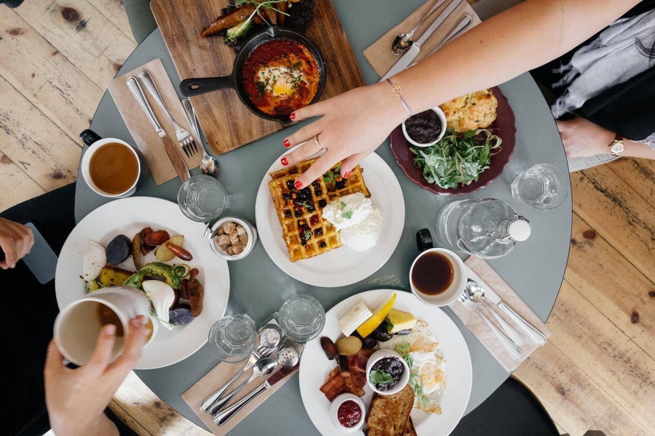 Завтраки в разных странах мира. Что готовят?