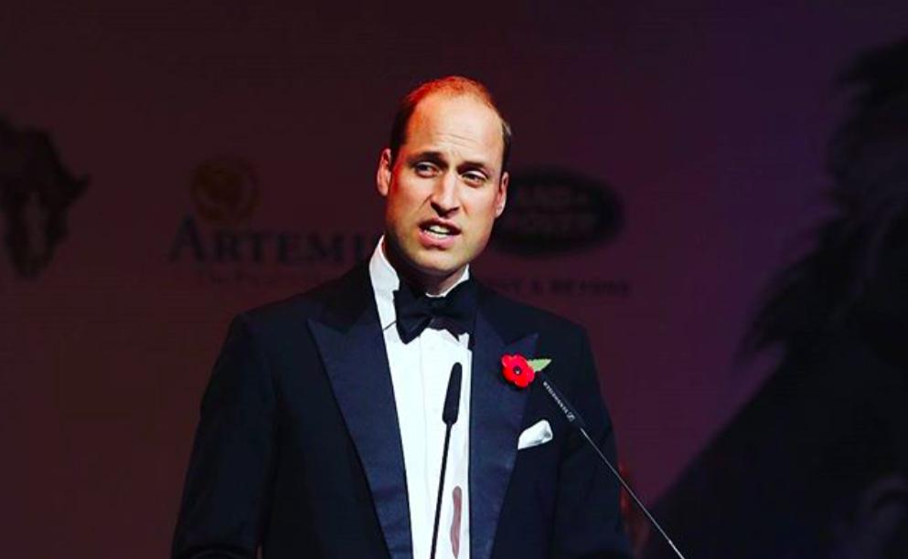В сети обсуждают лысого принца Уильяма