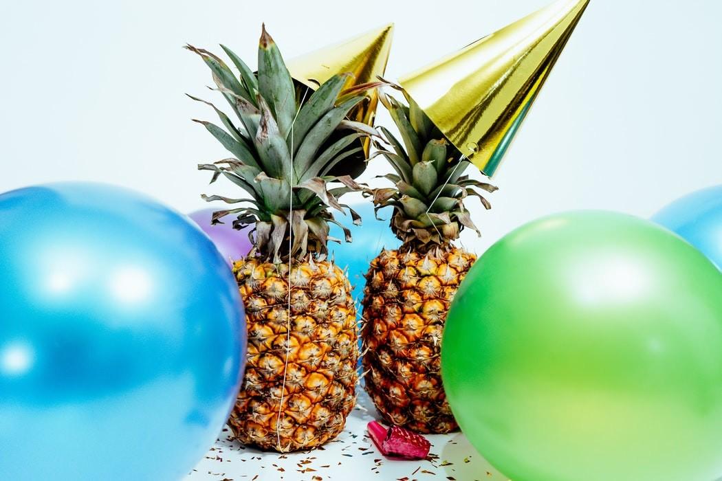 Вернуться в форму после праздников: ананас в помощь