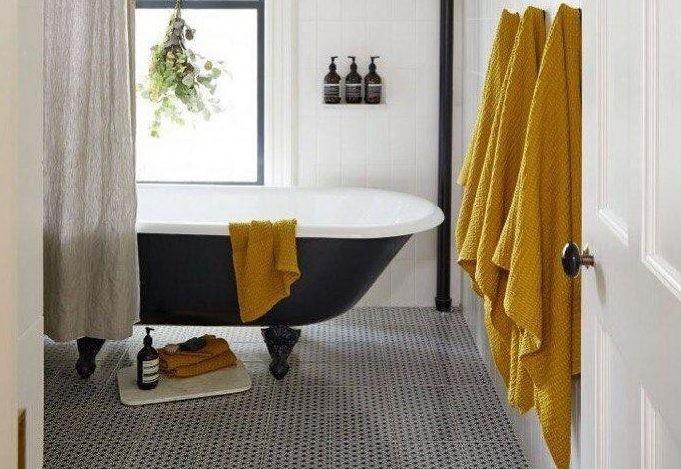 Как сделать ванную стильной? 17 подсказок