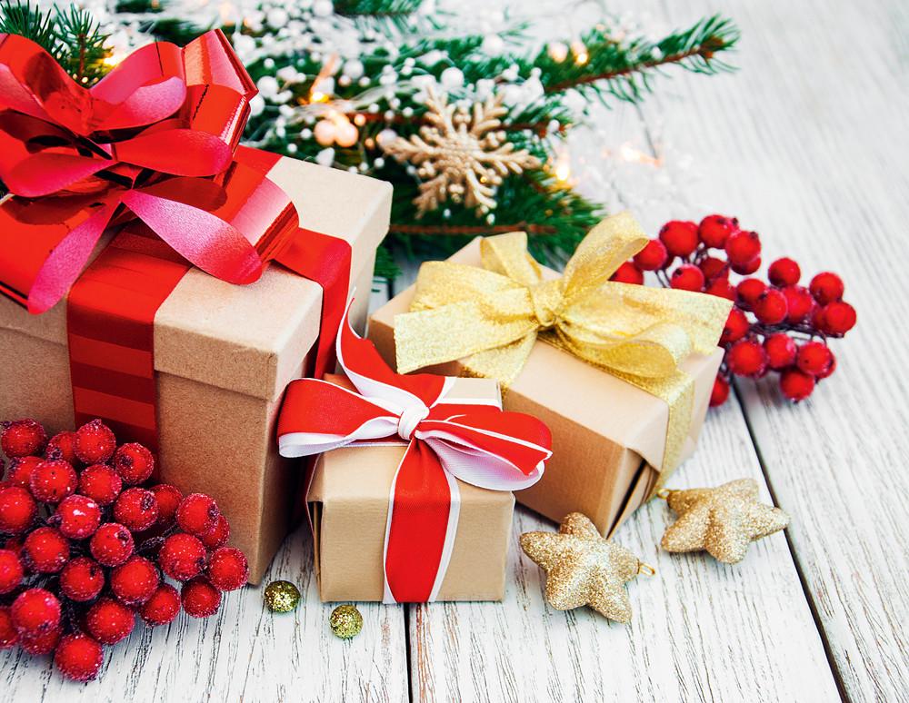Идеальные подарки близким на Рождество