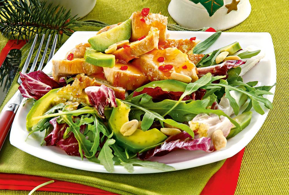 4 рецепта салатов для тех, кому надоел «Оливье»