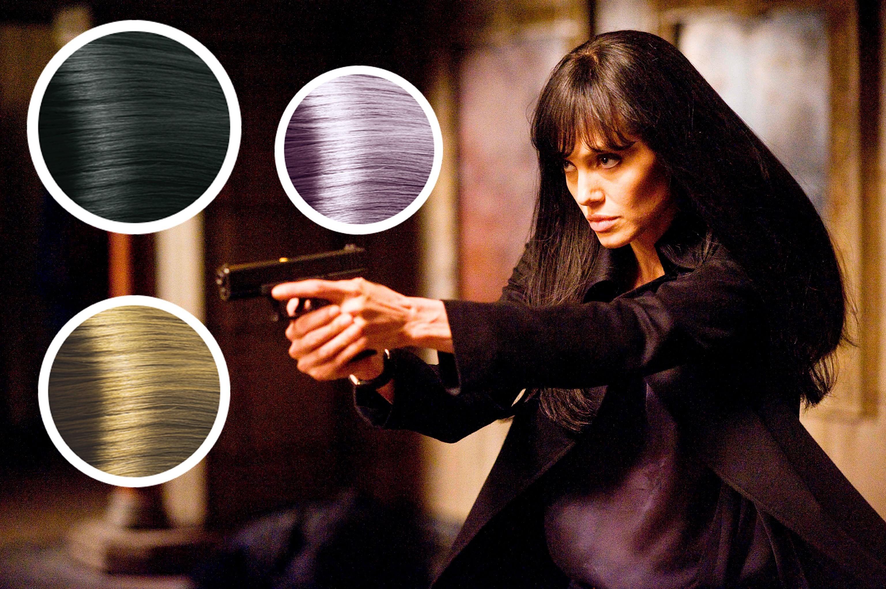 5 оттенков волос, с которыми ходят только уверенные в себе женщины