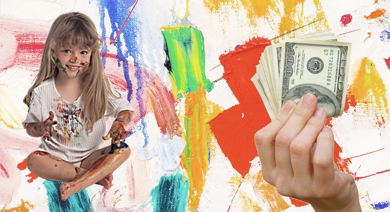 Тест: рисунок 4-летнего ребенка или картина за 10 миллионов долларов?