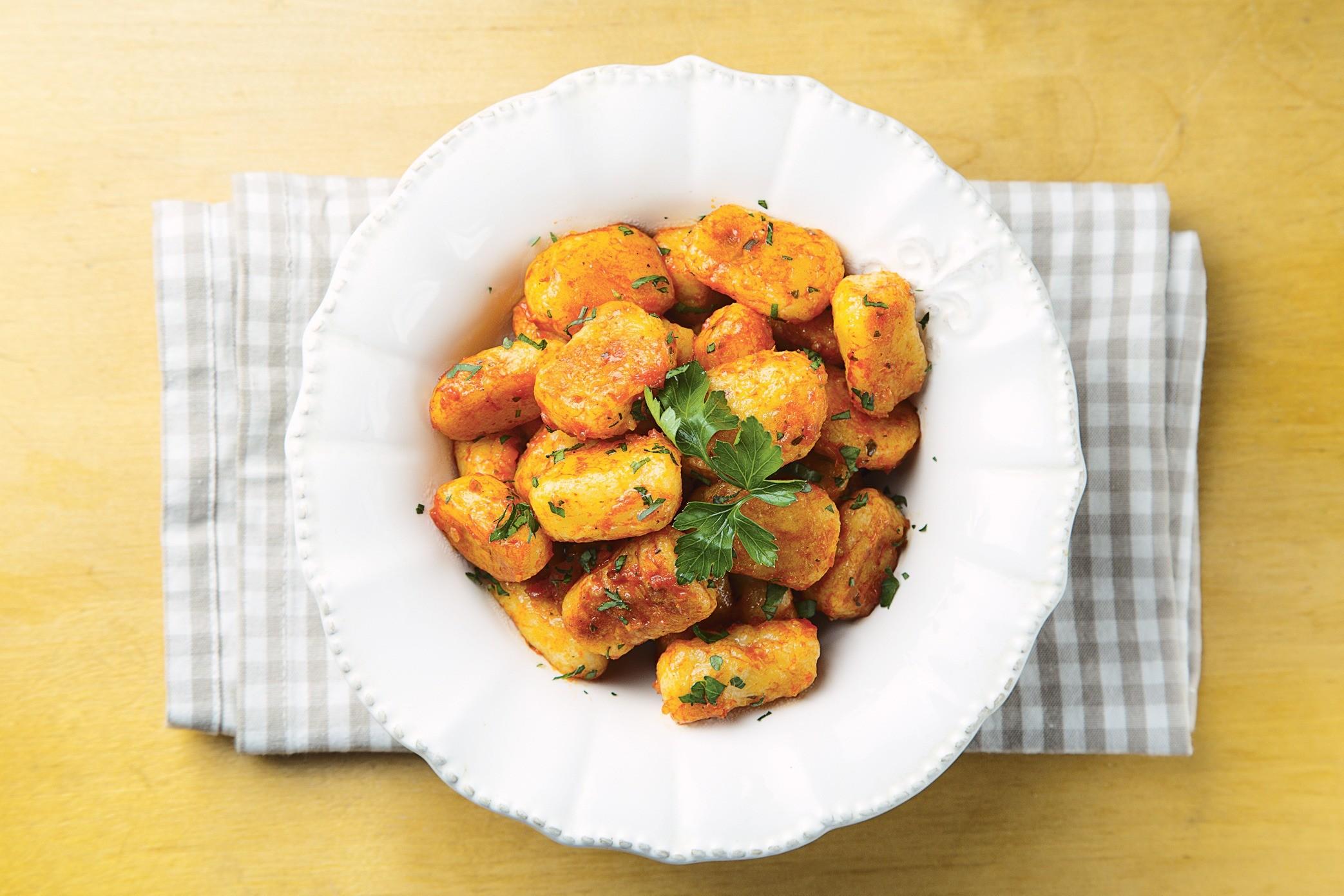 здесь ньокки картофельные рецепт с фото пошагово счет