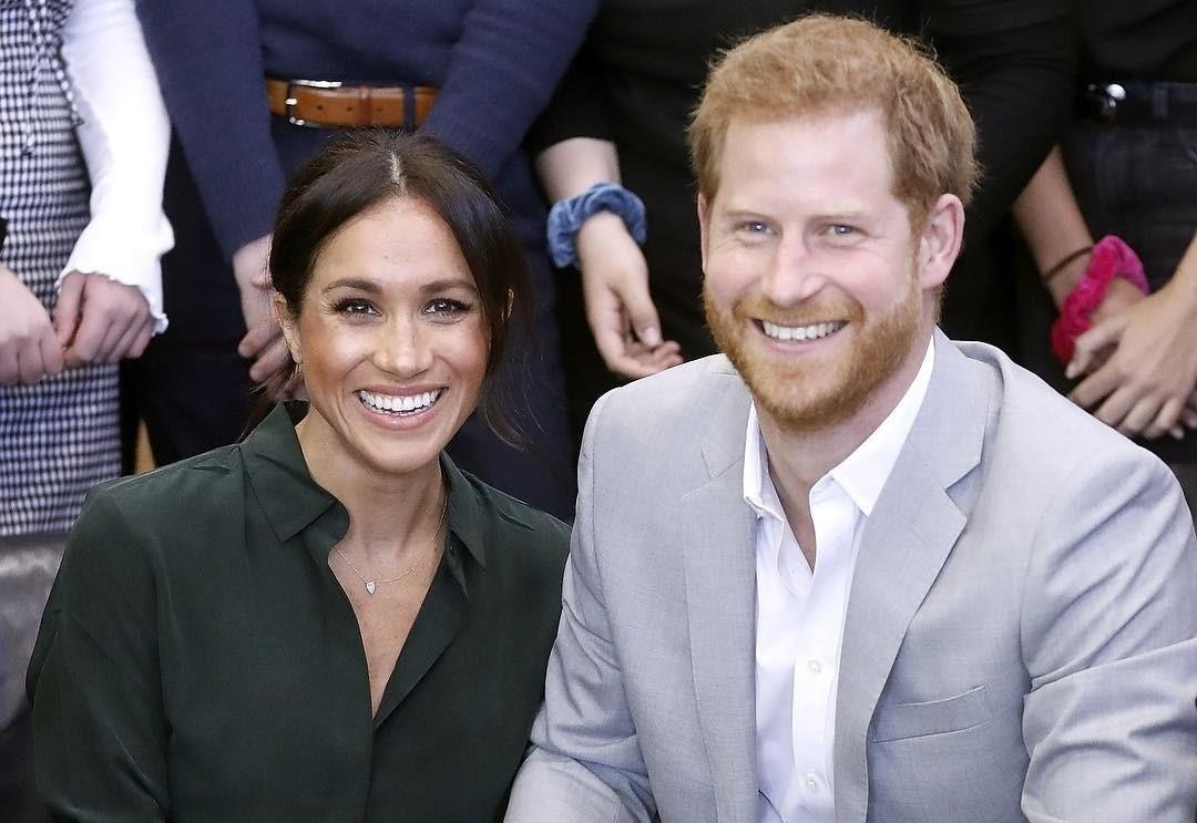 Это официально: Меган Маркл и принц Гарри ждут ребенка