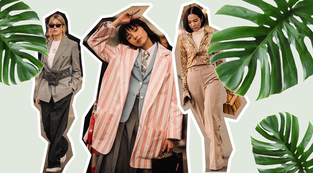В стиле капусты: 5 правил, как стильно наслаивать одежду и не выглядеть громоздко