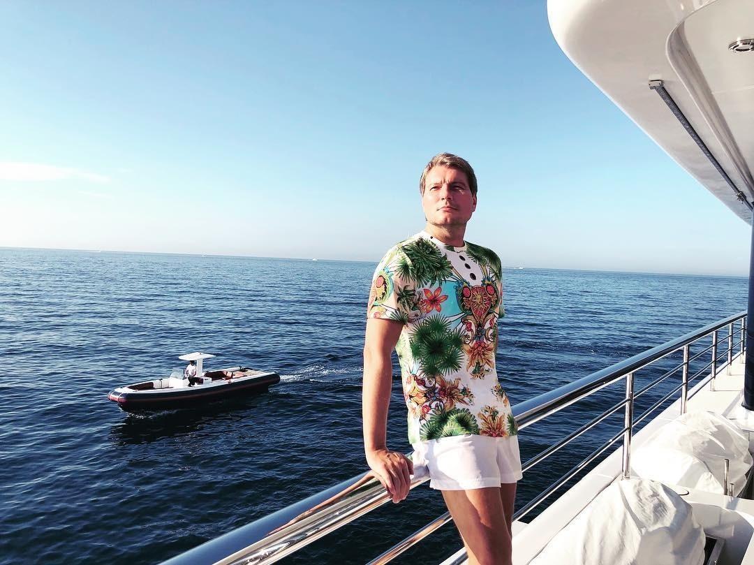 Свой летний отпуск Басков пров&...