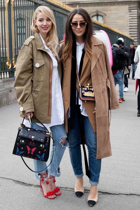 Джинсы бойфренды +футболка + классическая рубашка + приталенный жакет + свободный пиджак + куртка изгрубого материала