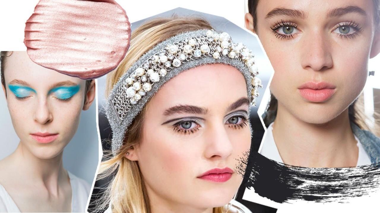6 ультра-трендов макияжа с показов: как повторить в домашних условиях