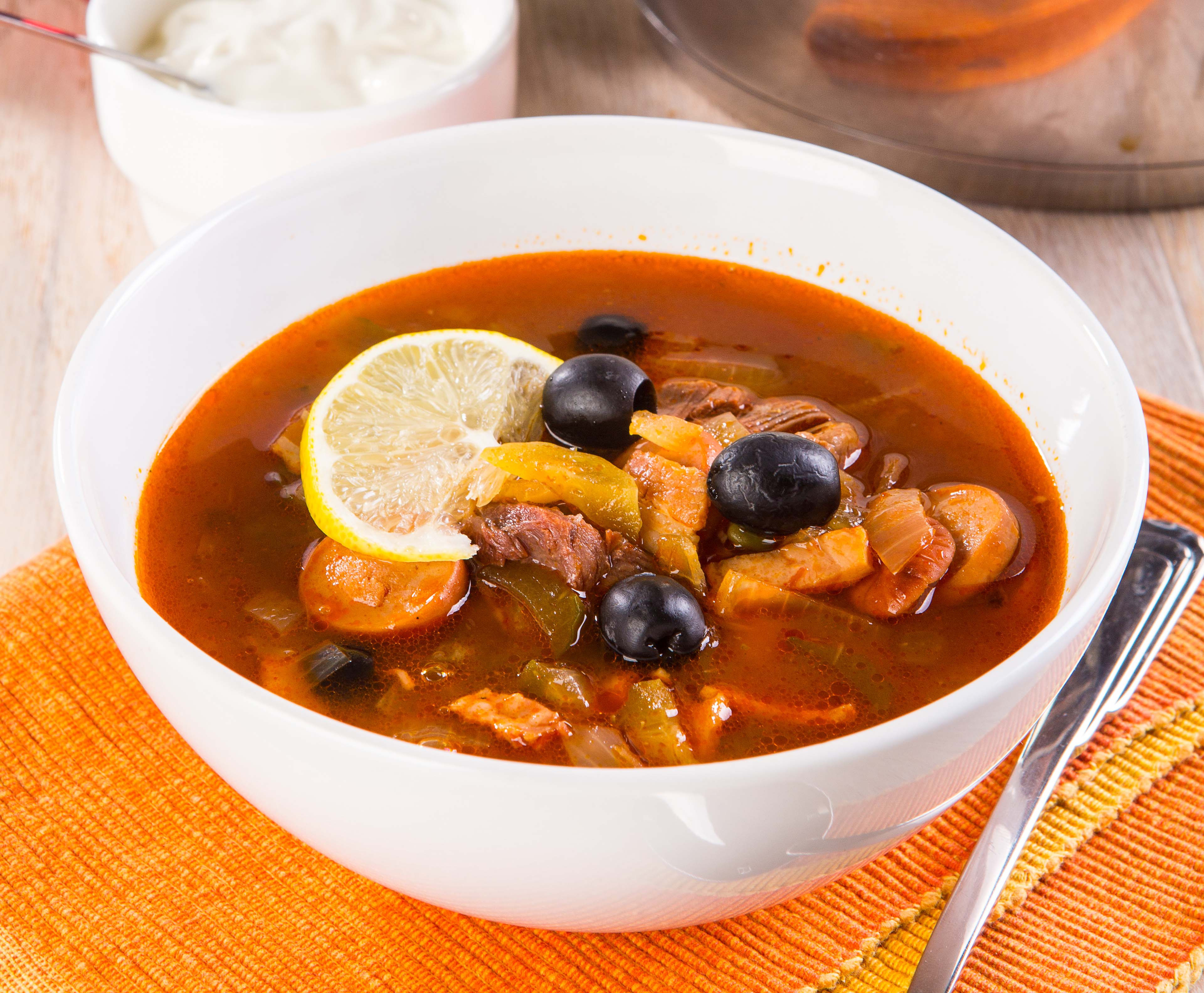 Солянка: суп на все времена