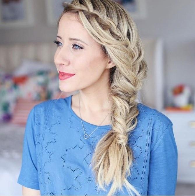 Если ты хочешь добиться омолаживающего эффекта безпосещения косметолога или парикмахера, просто научись красиво заплетать волосы. Ксожалению, многие думают, что носить косы могут женщин...