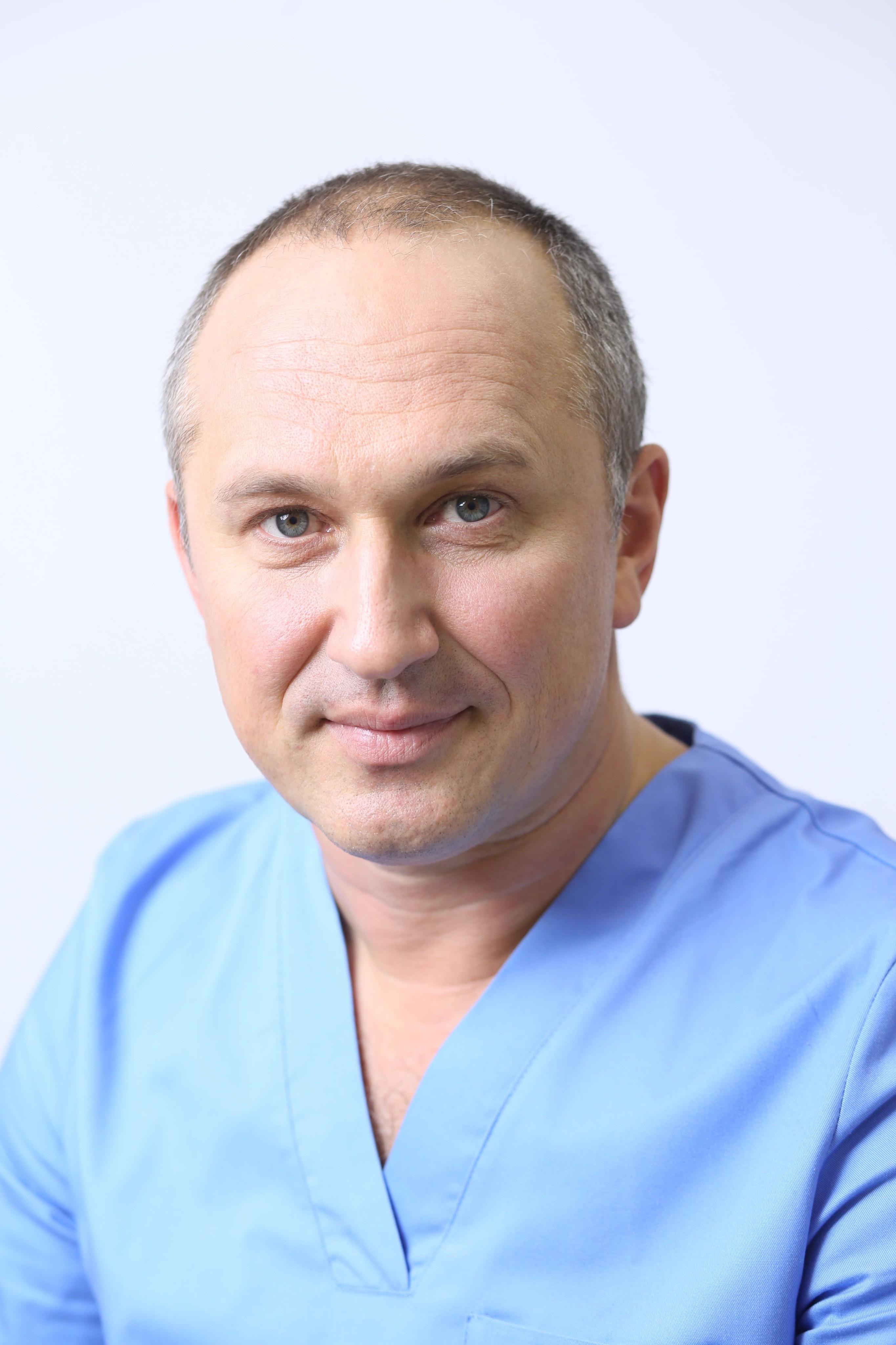 Владимир Платохин, пластический хирург: