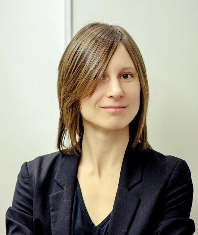 Ольга Нестерова,  арт-директор салона TONI&GUY на Новом Арбате: