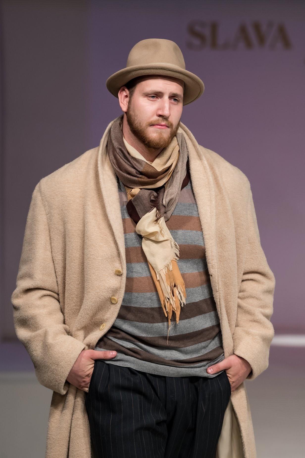 Что носить мужчинам осенью? Советы Вячеслава Зайцева