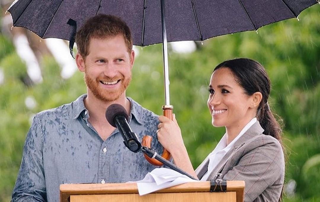 Принц Гарри и Меган Маркл составили список имен для будущего ребенка