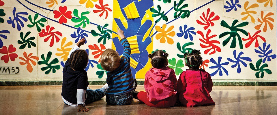 Как и когда говорить с детьми об икусстве, чтобы развить в них чувство прекрасного?