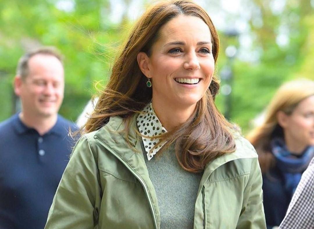 50 оттенков увядшей листвы: Кейт Миддлтон показала стильный осенний образ для женщин старше 35 лет