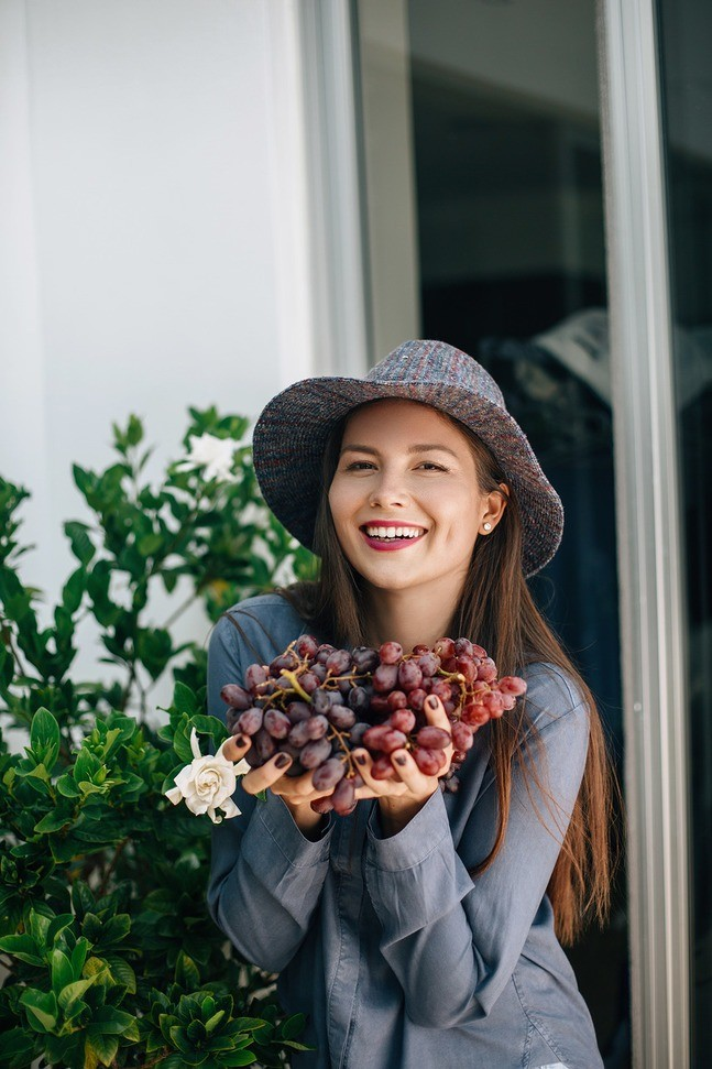 Алена Злобина, основатель, идейный вдохновитель проекта Вкус & Цвет, адепт осознанного питания издорового образа жизни