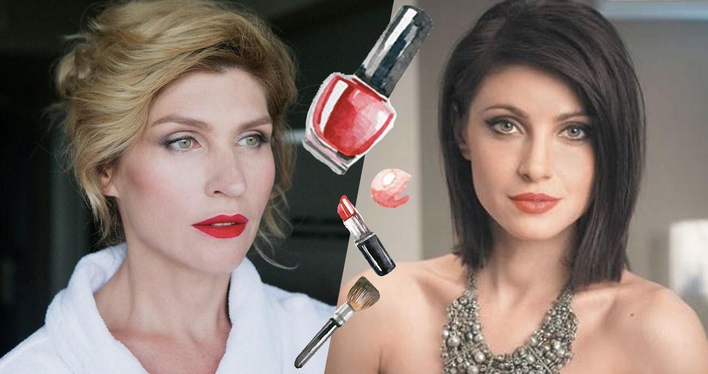 Что обязательно есть в косметичке у российских актрис?