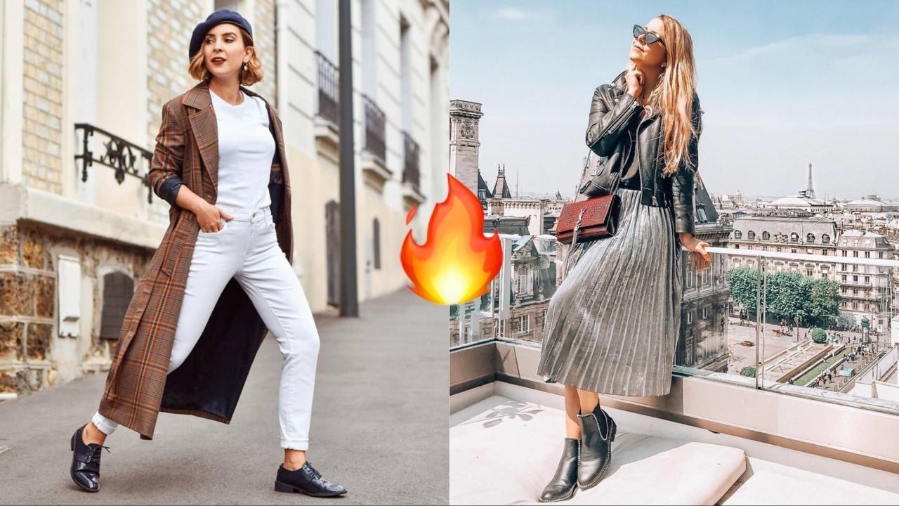 5 идей от французских блогеров, как одеться на встречу с бывшим и на ужин в дорогом ресторане