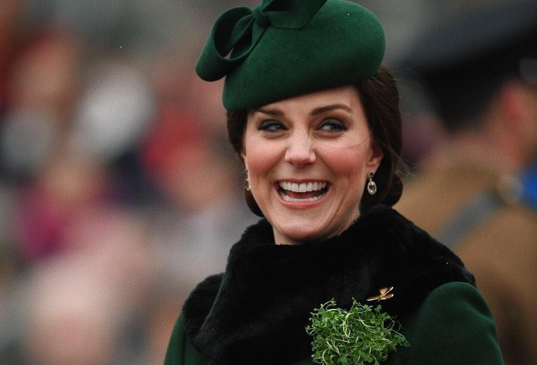 Кейт Миддлтон воплотила образ принцессы Дианы, надев ее любимую тиару