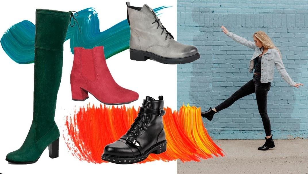 7 пар осенней обуви на все случаи, которые подойдут под юбку, джинсы и брюки