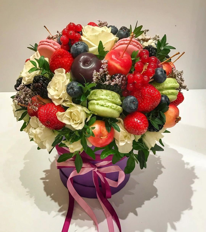 Букет из фруктов и овощей своими руками пошаговое фото 230