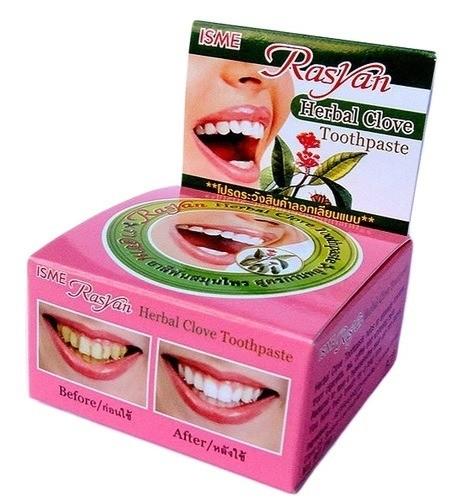 Зубная паста ISME Rasyan