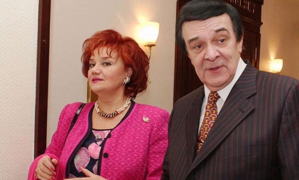 «Ушла в себя на несколько лет»: чем сейчас живет вдова Муслима Магомаева?