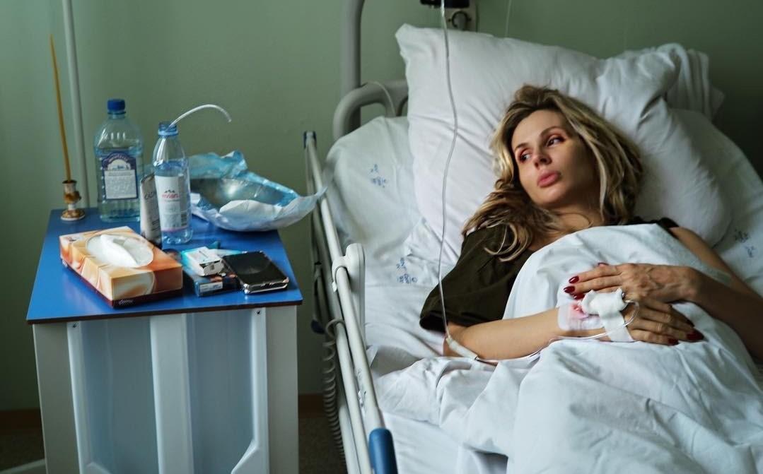 «Пишу и плачу от боли и обиды»: Светлана Лобода вышла на связь с поклонниками после перенесенной операции
