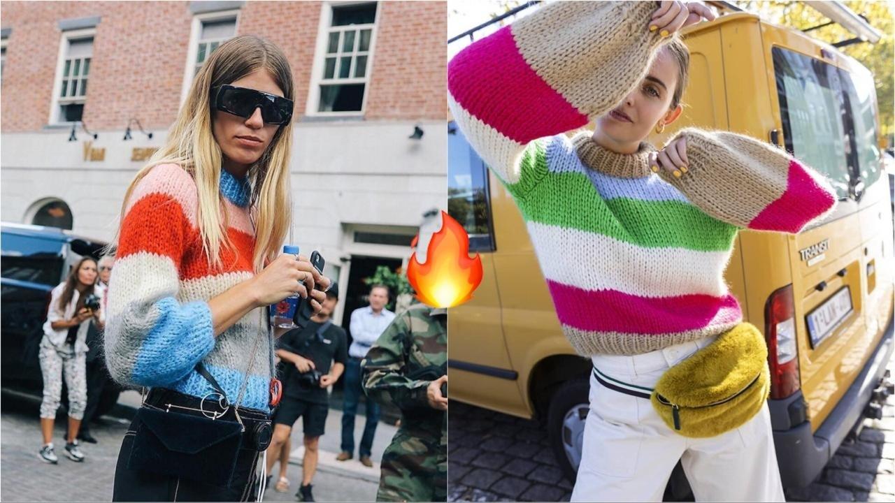Один модный тренд, который полюбили европейские и американские модницы этой осенью