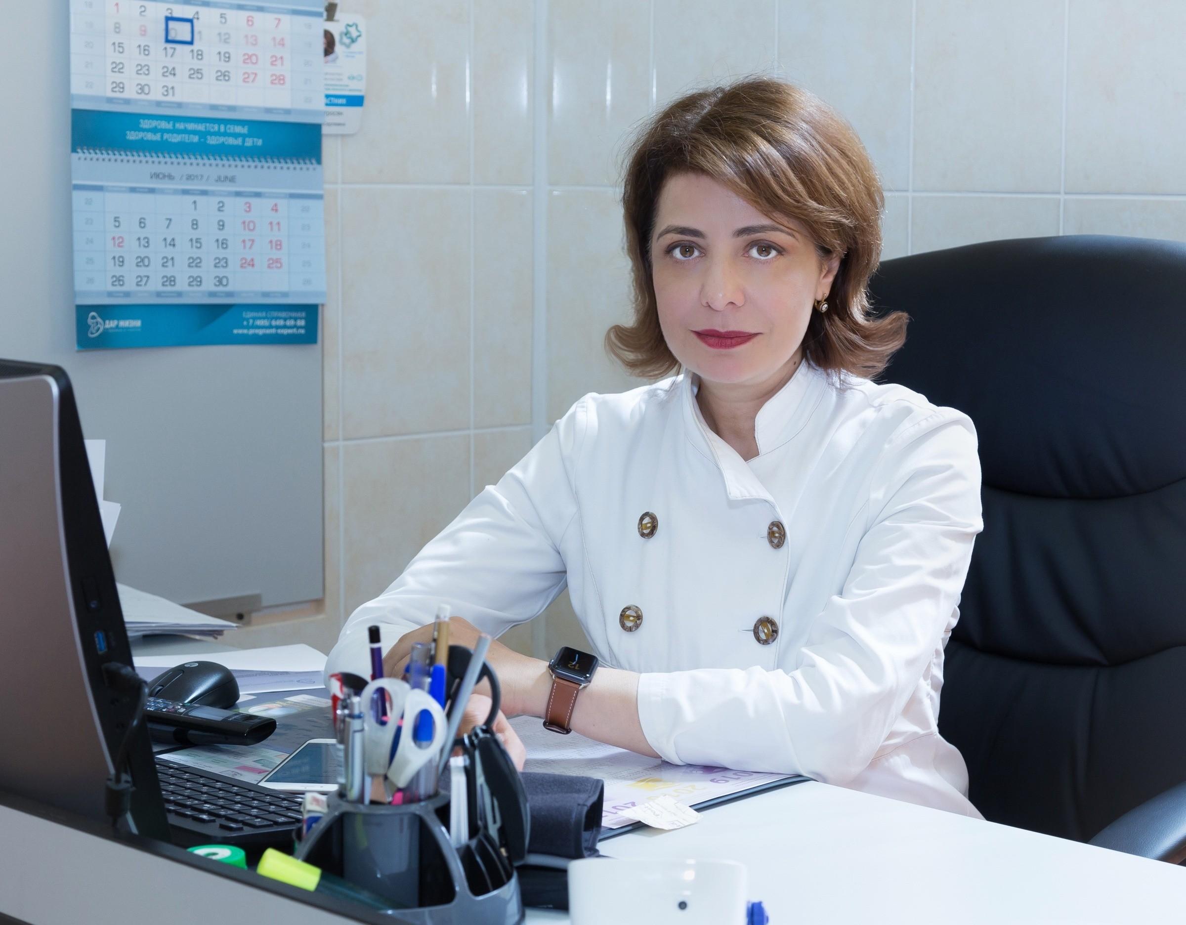 Анна Сергеевна Петросян