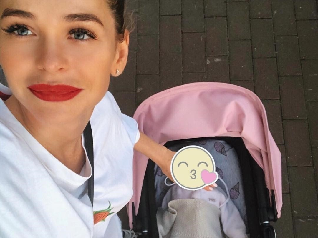 «Со вторым ребенком восстановление идет медленнее»: Анна Хилькевич посетовала, что не может похудеть после родов