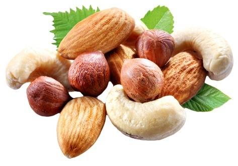 Участвует в формировании и росте костей, хрящей и соединительной ткани. Много марганца в орехах и грибах.